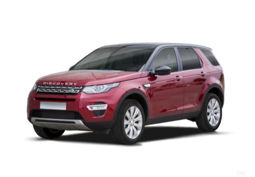 LAND ROVER Discovery Sport eD4 Pure im Leasing - jetzt LAND ROVER Discovery Sport eD4 Pure leasen