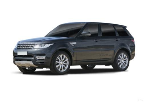 LAND ROVER Range Rover Sport TDV6 S im Leasing - jetzt LAND ROVER Range Rover Sport TDV6 S leasen