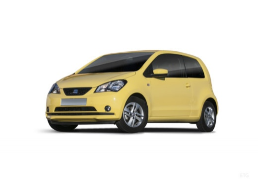 SEAT Mii 1.0 Reference im Leasing - jetzt SEAT Mii 1.0 Reference leasen