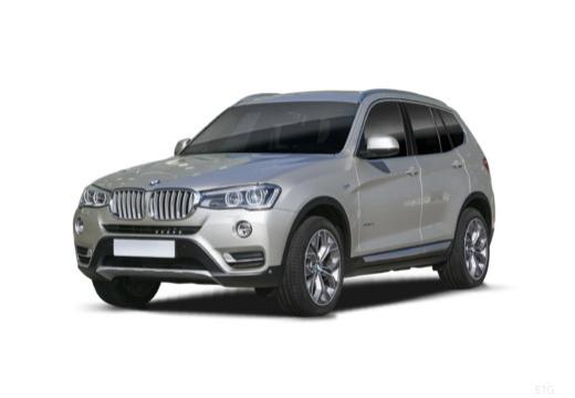 BMW X3 sDrive18d im Leasing - jetzt BMW X3 sDrive18d leasen
