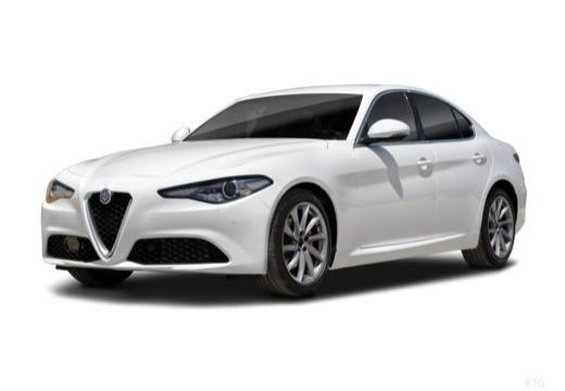 ALFA ROMEO Giulia 2.2 Diesel AT8 im Leasing - jetzt ALFA ROMEO Giulia 2.2 Diesel AT8 leasen