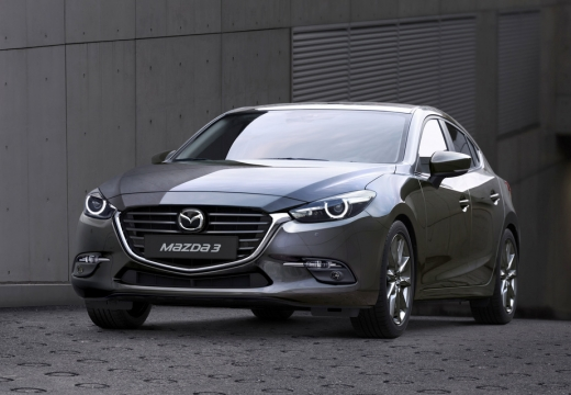 MAZDA 3 SKYACTIV-G 120 Center-Line im Leasing - jetzt MAZDA 3 SKYACTIV-G 120 Center-Line leasen