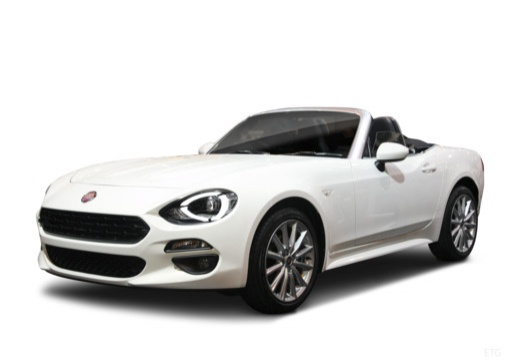 FIAT 124 Spider 1.4 MultiAir Turbo im Leasing - jetzt FIAT 124 Spider 1.4 MultiAir Turbo leasen