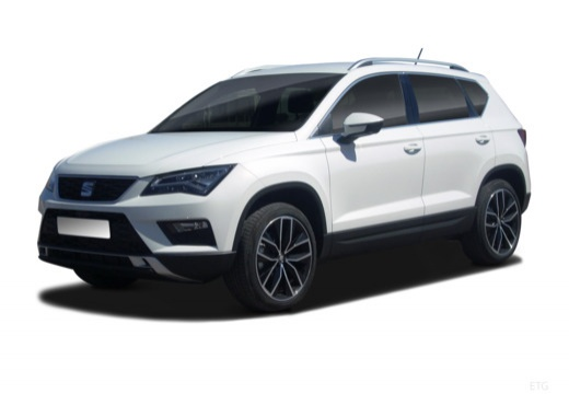 SEAT Ateca 1.0 TSI ECOMOTIVE REFERENCE im Leasing - jetzt SEAT Ateca 1.0 TSI ECOMOTIVE REFERENCE leasen