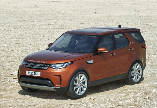 LAND ROVER Discovery 2.0 Td4 S im Leasing - jetzt LAND ROVER Discovery 2.0 Td4 S leasen