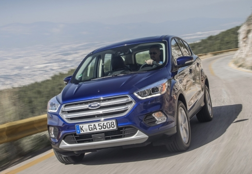 FORD Kuga 1.5 TDCi 2x4 Trend im Leasing - jetzt FORD Kuga 1.5 TDCi 2x4 Trend leasen