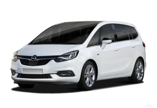 OPEL Zafira 1.6 D Start/Stop Edition im Leasing - jetzt OPEL Zafira 1.6 D Start/Stop Edition leasen
