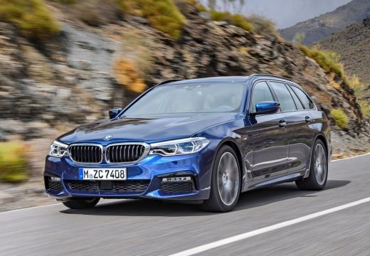 BMW 5er 520d Touring im Leasing - jetzt BMW 5er 520d Touring leasen