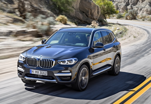 BMW X3 xDrive20d Aut. im Leasing - jetzt BMW X3 xDrive20d Aut. leasen