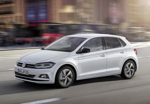 VW Polo VI 1.0 Trendline im Leasing - jetzt VW Polo VI 1.0 Trendline leasen