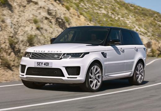 LAND ROVER Range Rover Sport SDV6 S im Leasing - jetzt LAND ROVER Range Rover Sport SDV6 S leasen