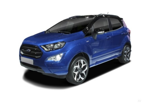 FORD ECOSPORT 1.0 EcoBoost TREND im Leasing - jetzt FORD ECOSPORT 1.0 EcoBoost TREND leasen