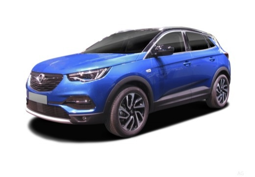 OPEL Grandland X 1.2 Start/Stop Edition im Leasing - jetzt OPEL Grandland X 1.2 Start/Stop Edition leasen