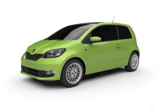 SKODA Citigo 1.0 MPI Green tec Active im Leasing - jetzt SKODA Citigo 1.0 MPI Green tec Active leasen