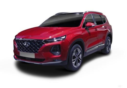 HYUNDAI Santa Fe 2.0 CRDi 2WD Select im Leasing - jetzt HYUNDAI Santa Fe 2.0 CRDi 2WD Select leasen