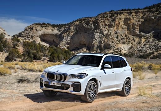 BMW X5 xDrive30d im Leasing - jetzt BMW X5 xDrive30d leasen