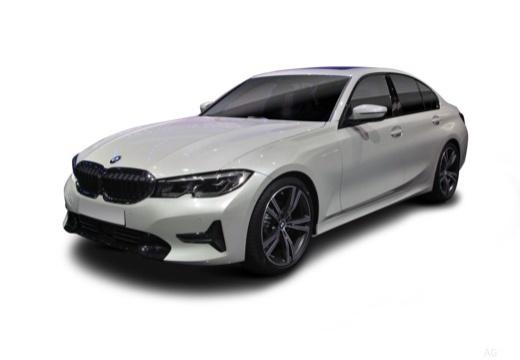 BMW 3er 318d im Leasing - jetzt BMW 3er 318d leasen